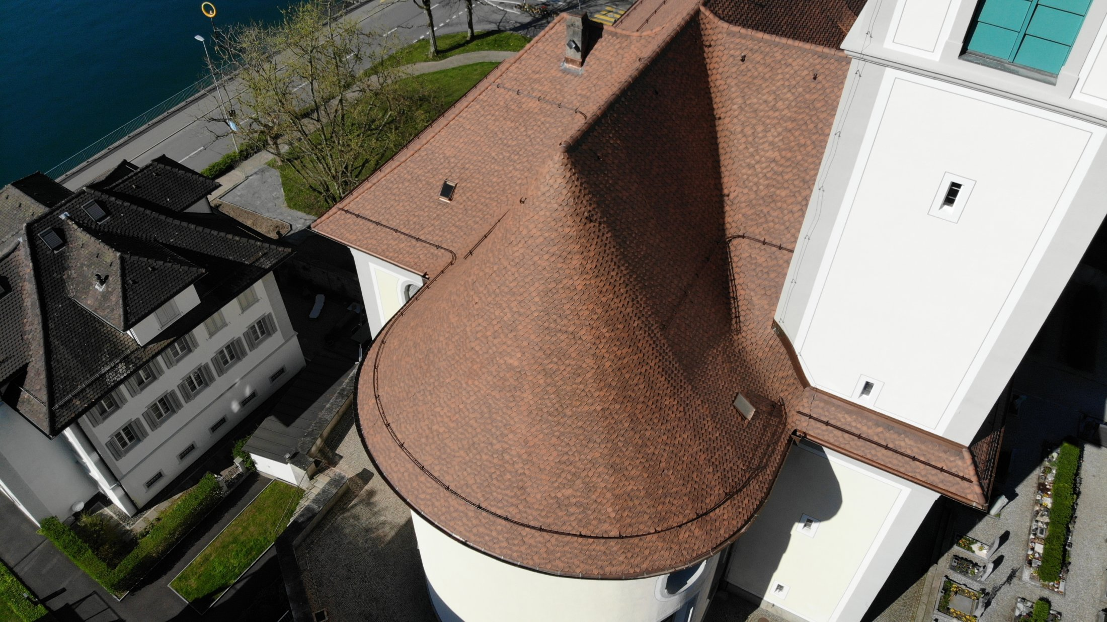 Kirche Gersau